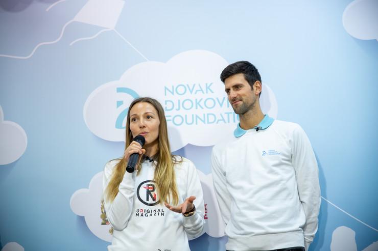 Jelena i Novak Djokovic