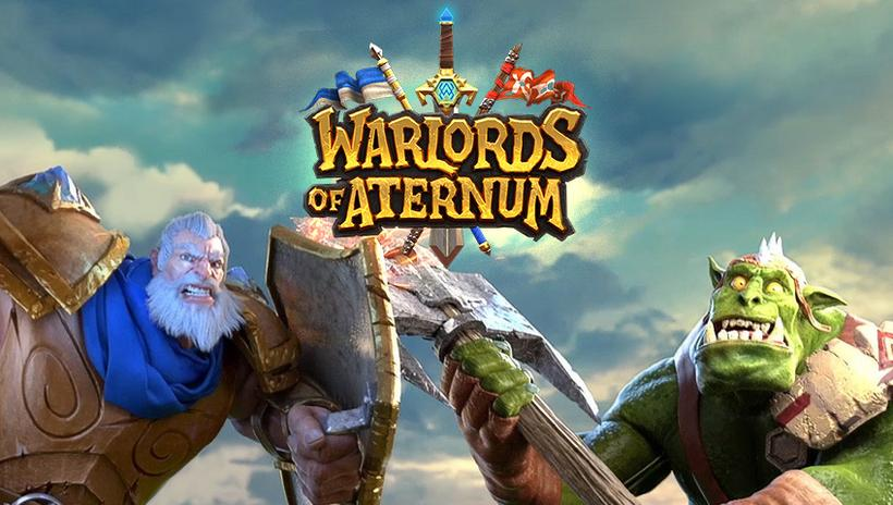 gameplanet Warlords of Aternum