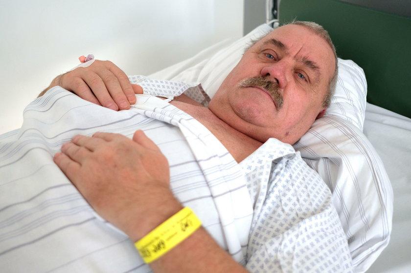 Gliwicka kardiologia nie ma kontraktu, mimo to ratuje ludziom życie
