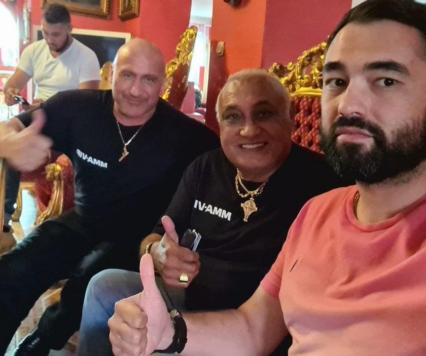 W październiku Don Vasyl wystąpi na gali MMA-VIP. Jego przeciwnikiem będzie Jacek Murański