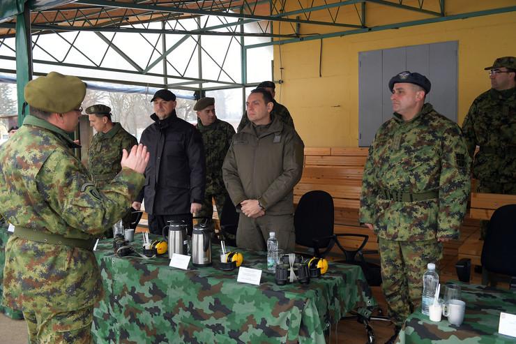 Aleksandar Vulin, foto Tanjug, Ministarstvo odbrane