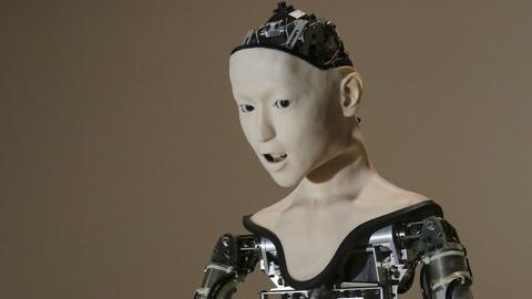 Alter - humanoidalny robot stworzony w Japonii