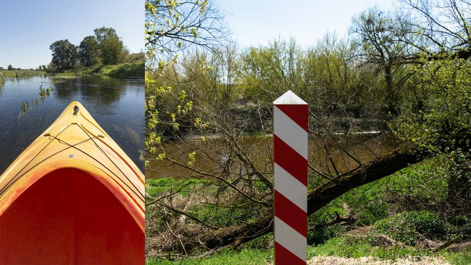 Spływ Bugiem granicą polsko-białoruską: przewodnik, porady, jak się przygotować