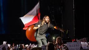 Koncert 30 Seconds to Mars w Polsce przełożony