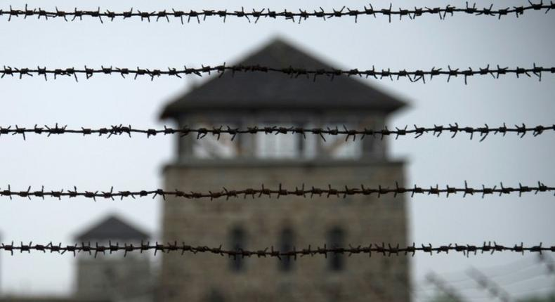 More than 200,000 prisoners passed through the Mauthausen concentration camp in northern Austria during World War II