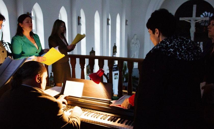 Wpadka podczas mszy na Sri Lance