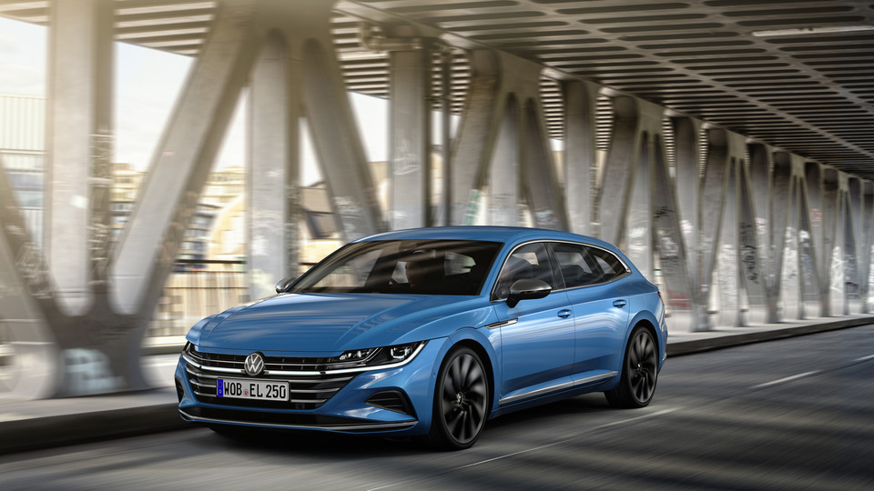 Volkswagen Arteon Shooting Brake (2020)