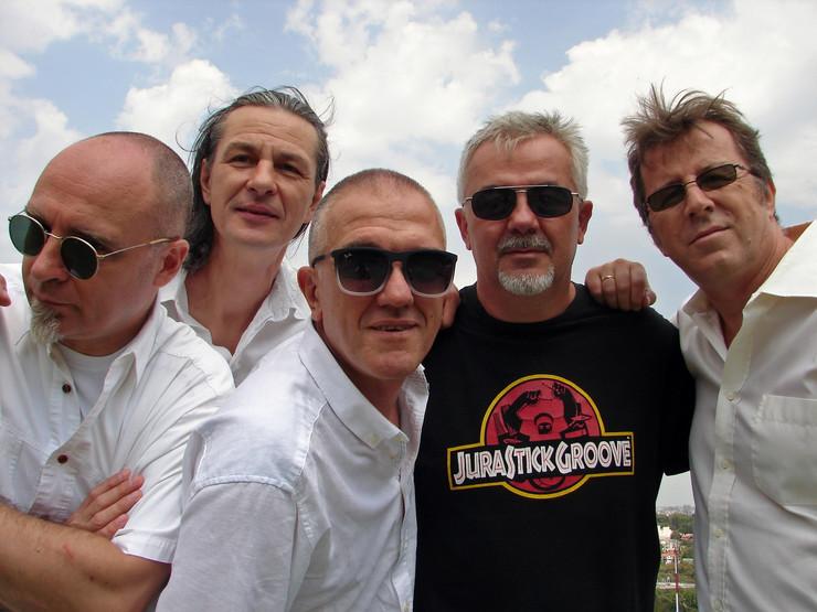 Dejan Cukić i Spori ritam bend