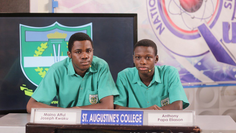 St. Augustine's College wins 2019 NSMQ [ARTICLE] - Pulse Ghana