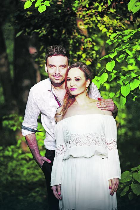 Jelena Tomašević i Ivan Bosijlčić