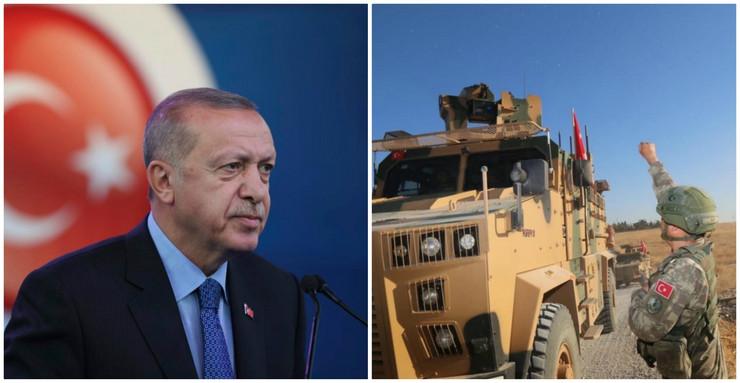 Erdogan Turska vojska EPA AP