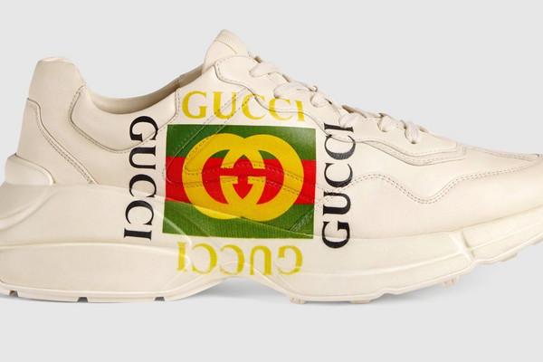 e65e5b24a61782 Gucci bringt neuen Retro-Sneaker raus