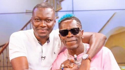 Arnold Asamoah schools Shatta Wale on Ghana music industry's setbacks (WATCH)