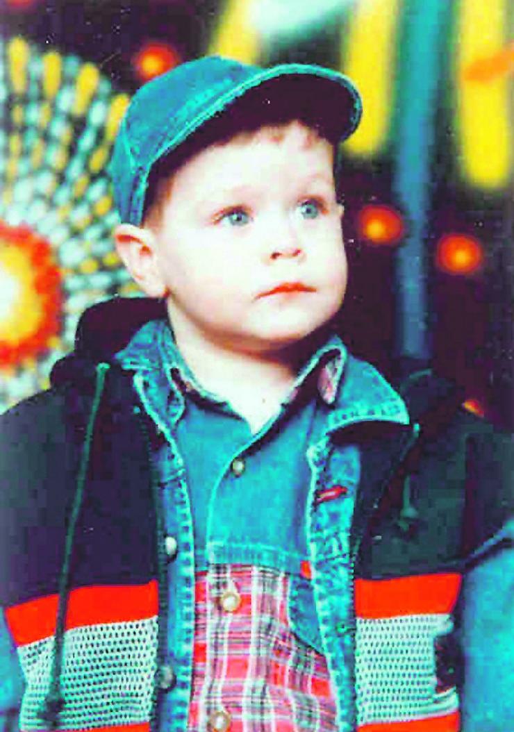 NOVIPAZAR01 dvogodissnji Marko Simich, najmladja zzrtva  NATO bombardovanja foto privatna arhiva