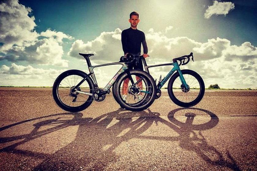 Holender znalazł w Polsce swój rower