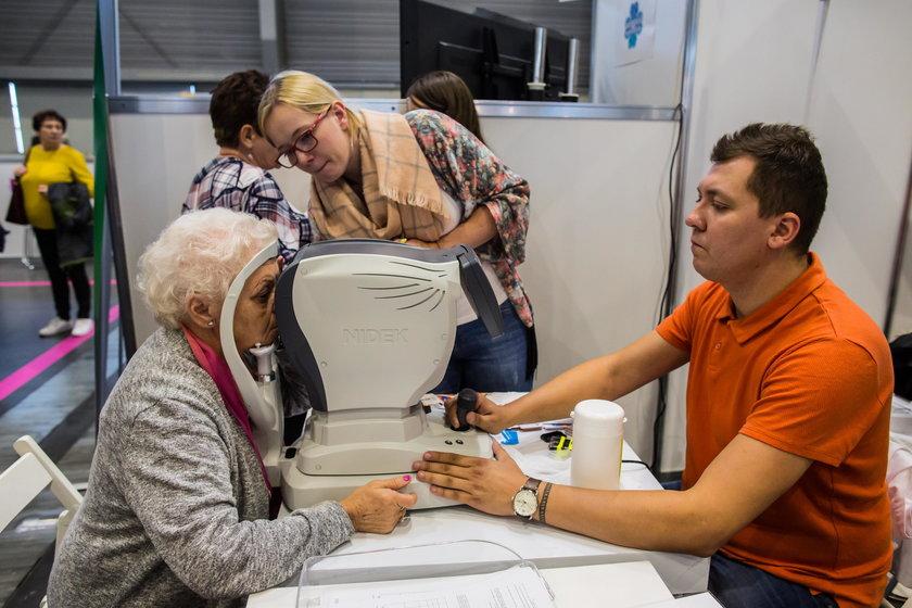 Tłumy na Targach Viva Seniorzy w Poznaniu