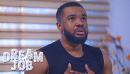 Williams Uchemba in 'Dream Job' [Instagram/@dreamjobmovie]