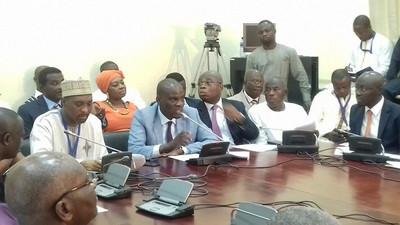 Disputed Techiman South elections: NDC MPs boycott Martin Adjei Korsah's vetting