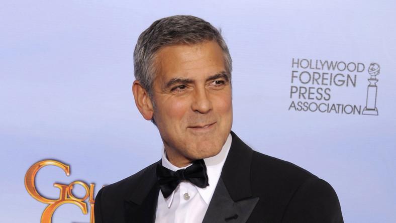 George Clooney: Podjąłem pewne postanowienie na Nowy Rok