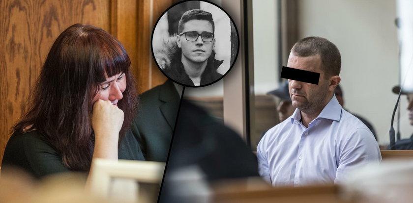Zdruzgotana matka o mordercy syna: chciałabym, żeby nigdy się nie narodził!