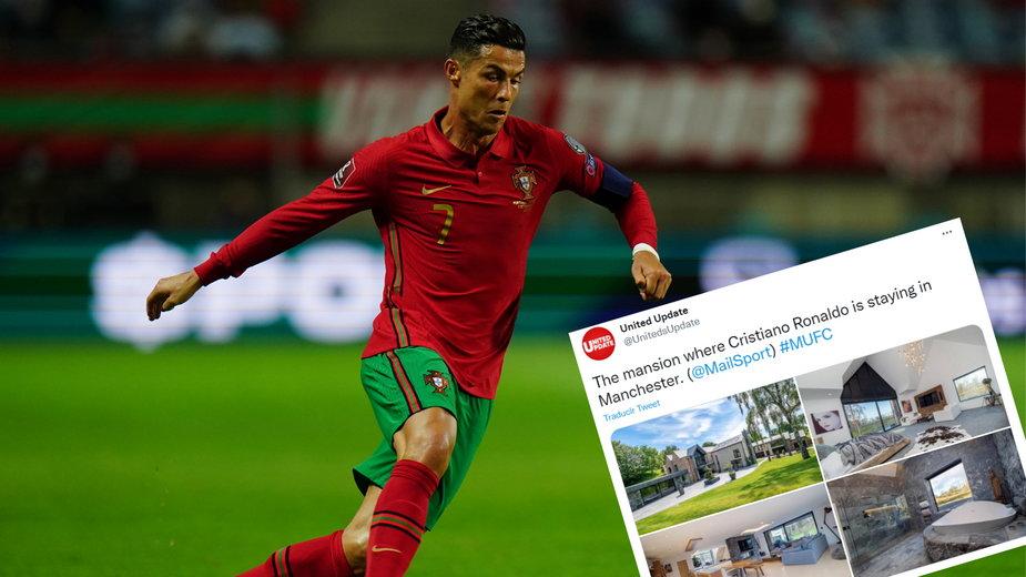 Cristiano Ronaldo (Twitter: United Update)