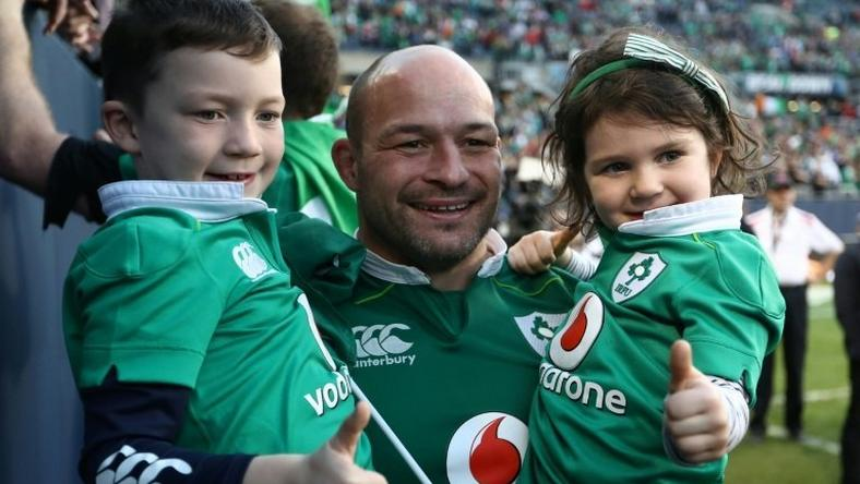Rory Best made his Ireland debut back in 2005 and was a member of the squad that won only their second Five/Six Nations Grand Slam in 2009