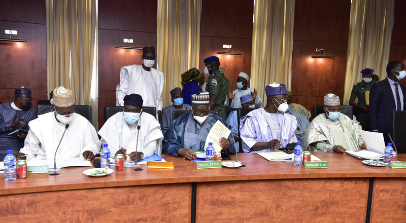 19 Northern governors, IGP Adamu, NSA meet over insecurity ravaging the region