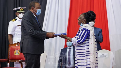 Uhuru nominates new PS in Ministry of Education