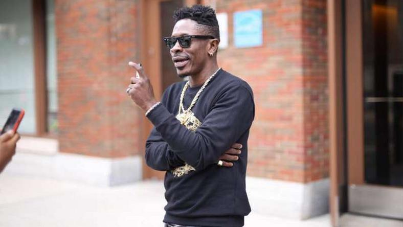 Shatta Wale gives tips on how to manage money and relationships