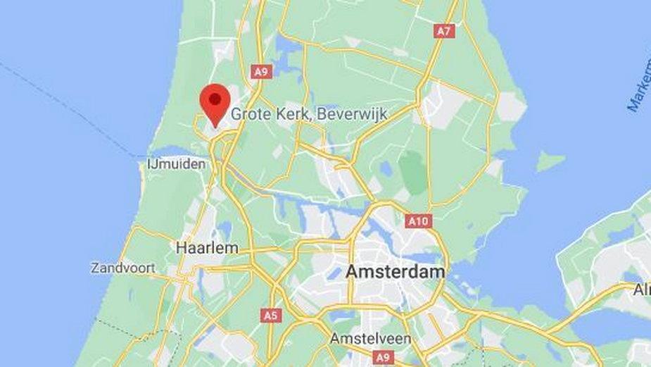 Do dzisiejszej eksplozji doszło w Beverwijk na północny-zachód od Amsterdamu