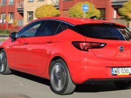 Opel Astra V - ładna, nowoczesna i trwała