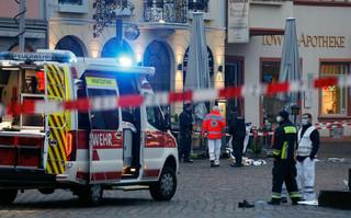 Niemcy. Samochód wjechał w ludzi w Trewirze, cztery osoby nie żyją