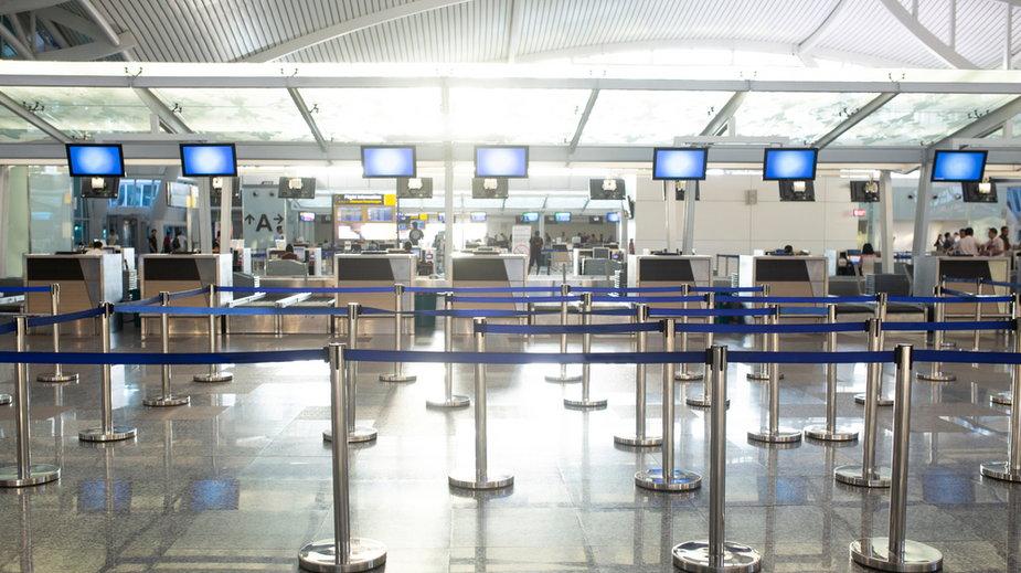 Koronawirus: kryzys branży lotniczej zagraża 46 mln miejsc pracy
