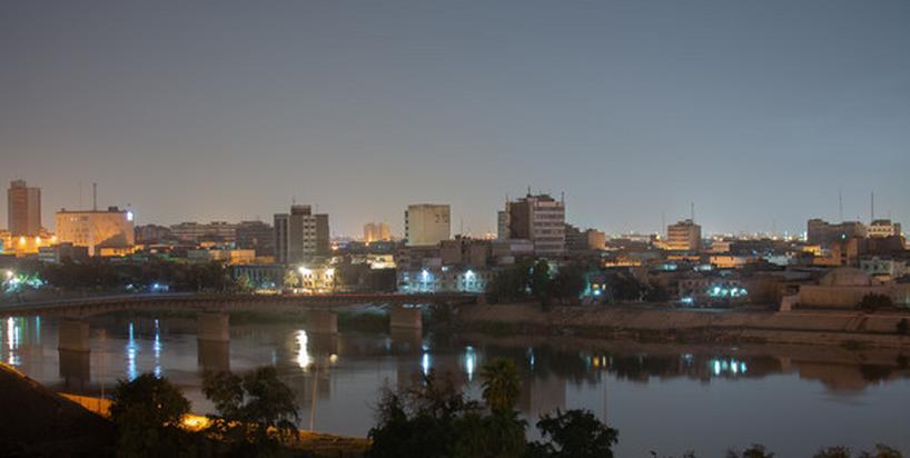 Temperatura w Bagdadzie przekracza 50 stopni. Padnie rekord?