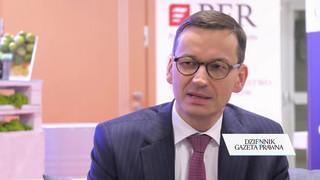 Morawiecki dla DGP: Nie planuję żadnych nowych podatków. My podatki obniżamy
