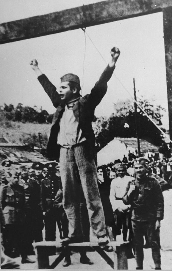 Njegova fotografija postala je simbol borbe protiv fašizma: Stjepan Stevo Filipović