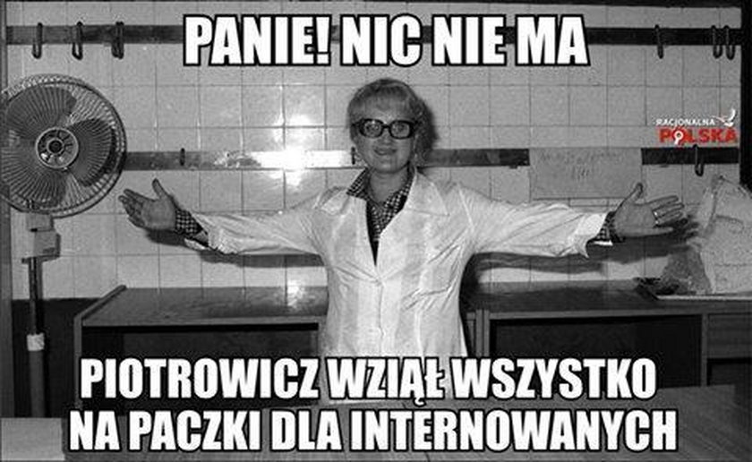 Wałęsa potwierdza słowa Piotrowicza. Nowe memy