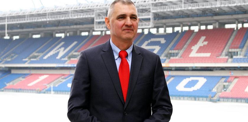 Gaszyński wie, jak naprawić Wisłę!