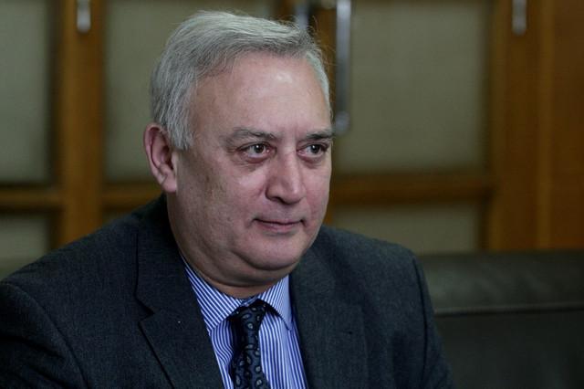Jorgos Diakofotakis, ambasador Grčke