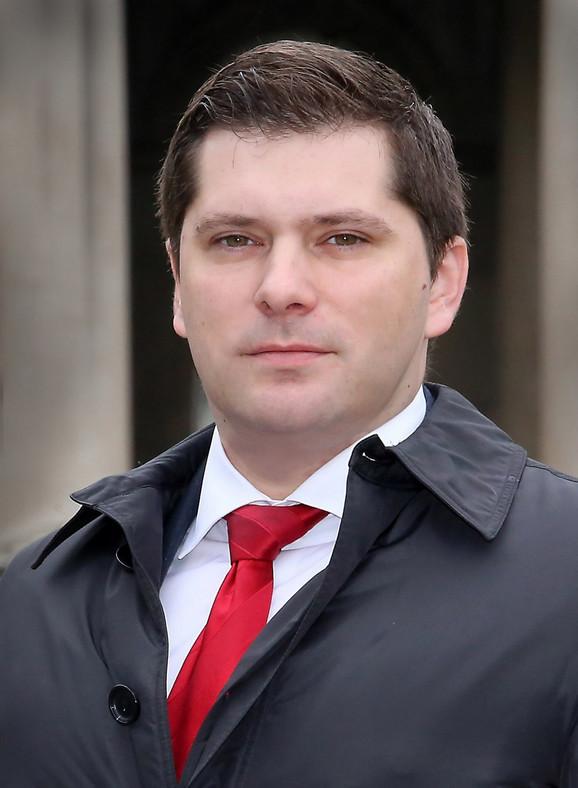 Nikola Nikodijević predsednik Skupštine grada