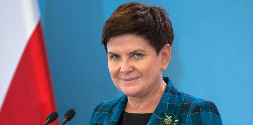 Wielkie wyróżnienie dla Szydło. Polska premier przed Beyonce!