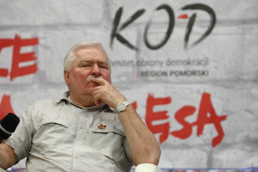 Co Anglicy zrozumieli z konferencji IPN o Wałęsie?