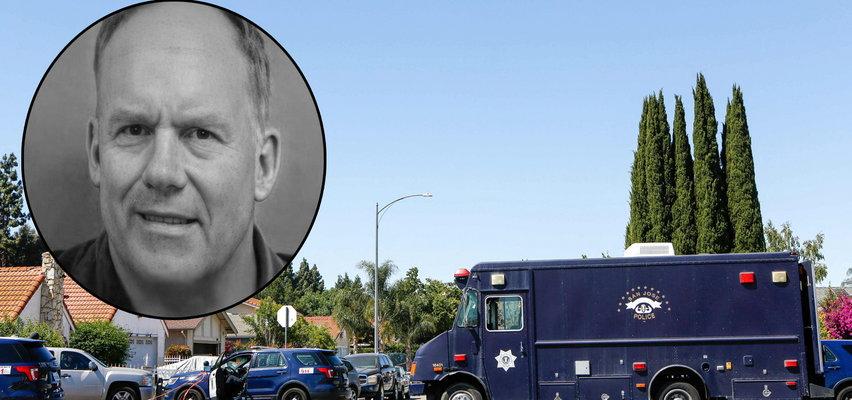 Masakra w firmie przewozowej. 57-latek wystrzelał kolegów z pracy