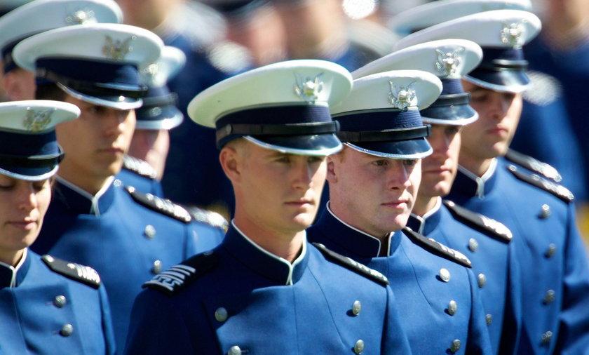 Strzały w amerykańskiej Akademii Sił Powietrznych