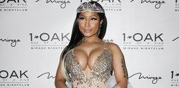 Nicki Minaj pokazała zbyt wiele
