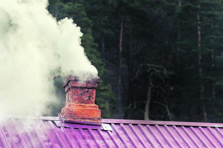 zagađenje dimnjak