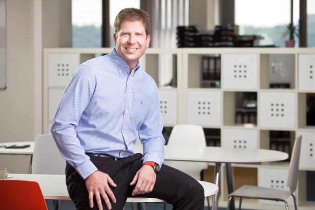 Vit Endler, Dyrektor Generalny Netretail Holding.