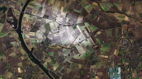 Białe plamy na zdjęciach satelitarnych Holandii. Dlaczego się pojawiły?