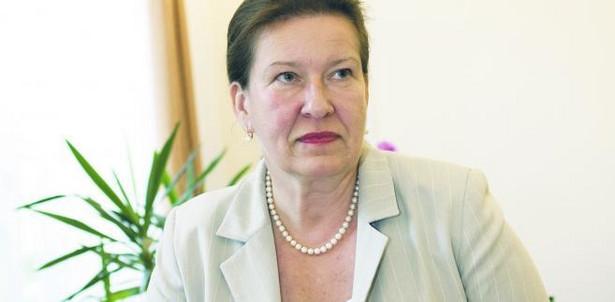 Halina Stachura-Olejniczak dyrektor generalny Mazowieckiego Urzędu Wojewódzkiego