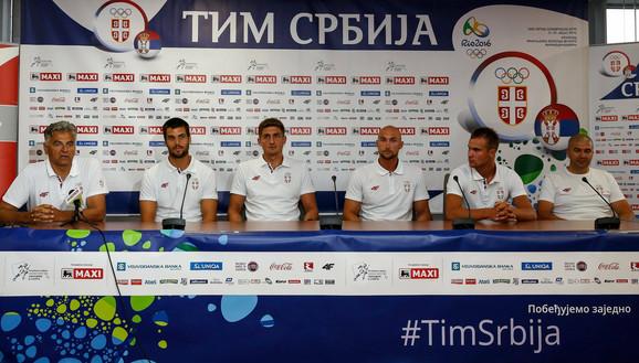 Veslačka reprezentacija Srbije
